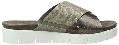 Gabor Shoes Gabor Comfort, Mules Femme Marron (32 koala/a silber)