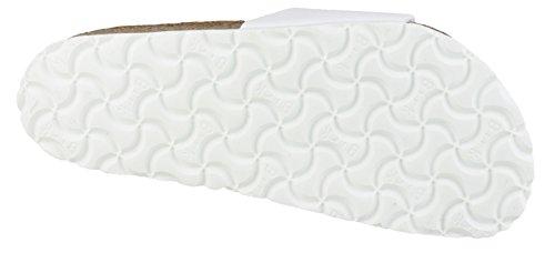 Birkenstock Midrid plage Moca Sandal Blanc