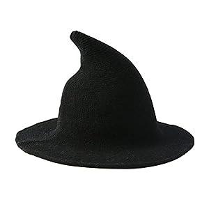 Bruja de las mujeres sombrero