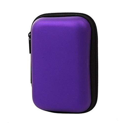 Kopfhörer Fall Digitale Aufbewahrungstasche Travel Gadgets Organizer Case für Festplatte/USB/Datenkabel von Taylor Kelsen (C) Taylor Gadgets
