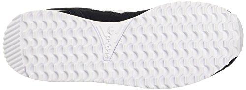 adidas Zx 700, Scarpe da Ginnastica Basse Donna Negro (Negbas / Ftwbla / Purhie)