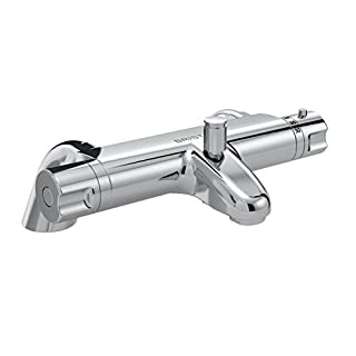 Bristan AS2 THBSM C Assure TMV2 Thermostatic Bath Shower Mixer, Chrome