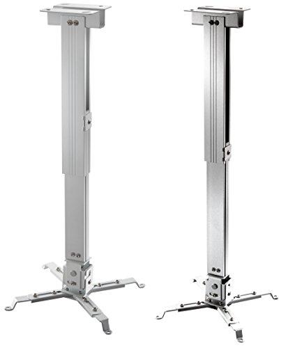 celexon Beamer-Deckenhalterung universal in weiß   Tragkraft bis 25 kg - 5