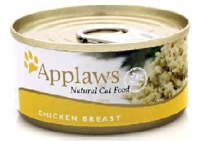 Applaws Cat Food Chicken Breast 70Gm Bulk Deal of 24