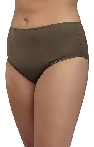 Merry Style Slip da Bikini per Donna Taglia Grande B15 STONE (Cachi, EU 38 (IT 44))