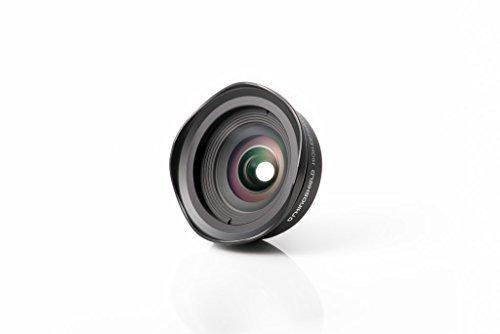 RhinoShield iPhone Premium Add-On Camera Lens, Professional 0.6 x 110° HD Wide...
