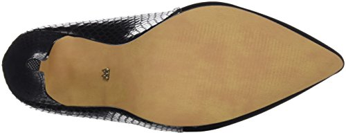 Absatz Damen Basic Negro Schwarz Negro Mare Schuhe I Mit Maria 2016 Señora Serpiente Calzado Geschlossene peach 1vIq5Uw