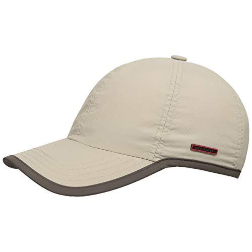 Stetson Hat Company (Stetson Kitlock Outdoor Baseballcap Damen/Herren   Sommercap Nylon wasserabweisend   Sonnencap mit UV-Schutz 40+   Basecap mit Coolmax-Schweißband   Outdoorcap Frühjahr/Sommer beige XL (60-61 cm))