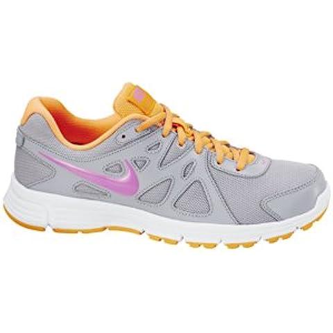 Nike Wmns Revolution 2 MSL - Zapatillas para mujer, multicolor, talla 42