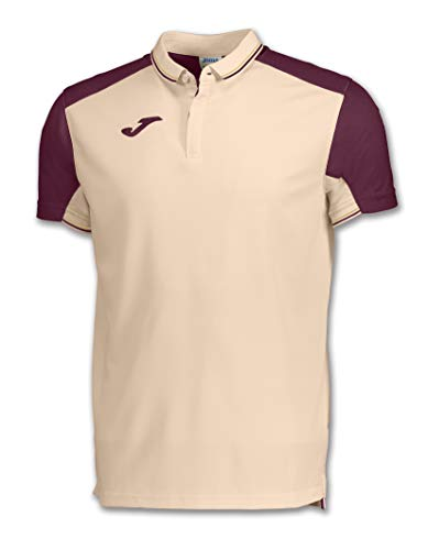 Joma Granada Poloshirt rose-weinrot Kinder dew/wine/cream gold, 152 (2XS) Granada Rose