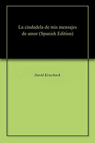 La ciudadela de mis mensajes de amor por David  Krischock