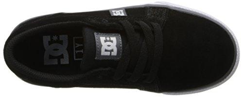 DC Shoes Council, Scarpe da Ginnastica Bambino BL0-Black