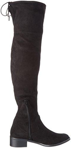 s.Oliver 25507, Bottes Hautes Femme Noir (Black 1)