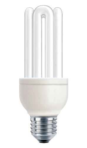 Philips Lighting Genie Lampadina a Risparmio Energetico a Tubi Scoperti Attacco E27 18W Equivalente a 80W, 80 W, Bianco, 80 W