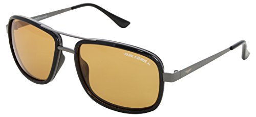 Park Avenue UV Protected Square Men's Sunglasses - (422| 57| Yellow Lens)  available at amazon for Rs.2950