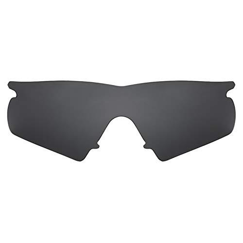 Revant Schutzglas für Oakley M Frame Hybrid Polarisierung Elite Tarnkappenschwarz