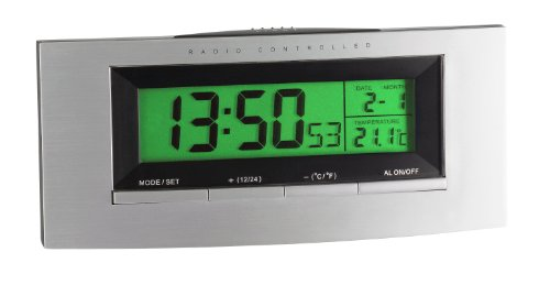 TFA 98.1030 Funkuhr mt Temperatur - 2