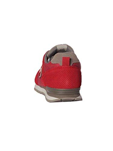 Rosso Yellow 2017 Estate Sneakers Tessuto Colors 006 grigio Colmar Uomo Travis Giallo Grey pwHPfP