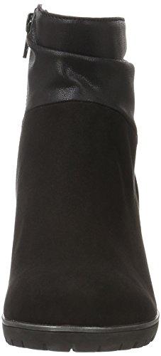 Softline 25374, Bottes Classiques Femme Noir (BLACK 001)