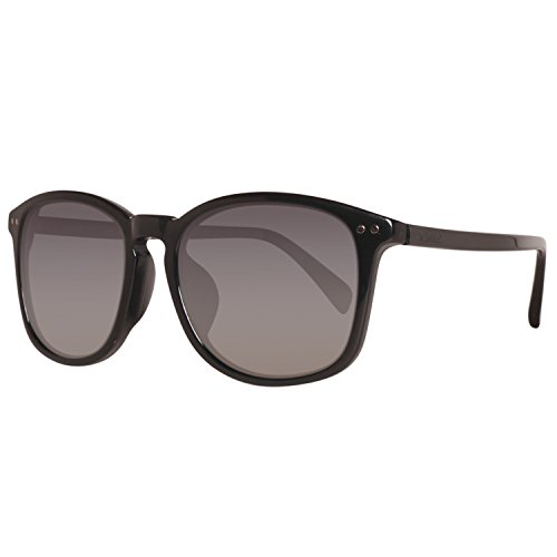 Timberland sonnenbrille tb9066-f 5601d, occhiali da sole uomo, nero (schwarz), 56