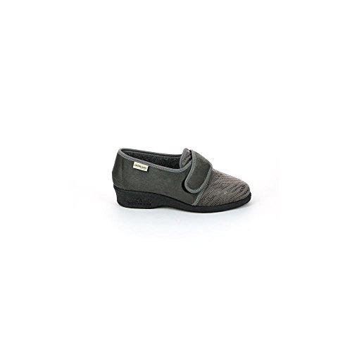 Grunland 47IOLE PA0170 Pantofola Donna Grigio