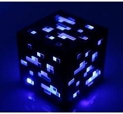Minecraft Light-Up Diamant Ore (blau)