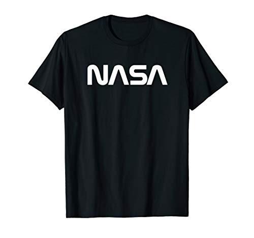 Offizielles NASA Worm Logo Tshirt -
