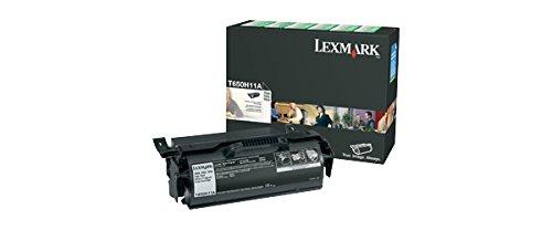 Lexmark–Tonerpatrone–Hohe Ergiebigkeit–1x Schwarz–25000seiten–LCCP, LRP