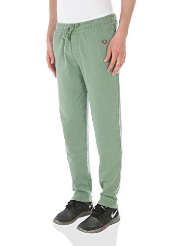 Pantaloni Felpa Uomo Fred Perry 30442351 7126 Verde