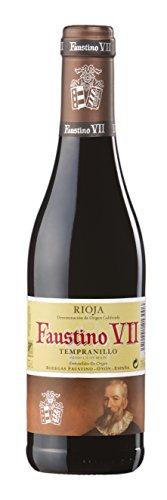 Faustino Vii Vino Tinto Rioja Joven Con Crianza - [paquete De 4]