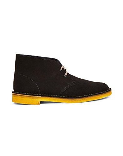 Clarks Originals Desert Boot, Stivali Chukka Uomo Grey
