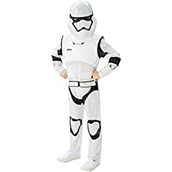 Star Wars - Disfraz de Villain Trooper Deluxe para niños, talla TE infantil 13-14 años (Rubie's 620269-TE)