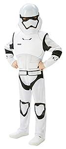 Star Wars - Disfraz de Villain Trooper Deluxe para niños, talla TE infantil 13-14 años (Rubie
