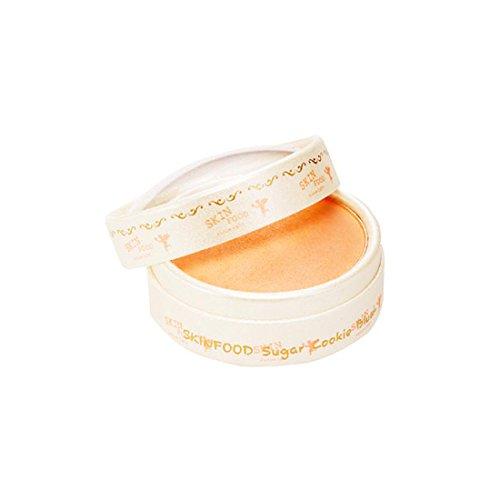 (6 Pack) SKINFOOD Sugar Cookie Blush #4 Apricot