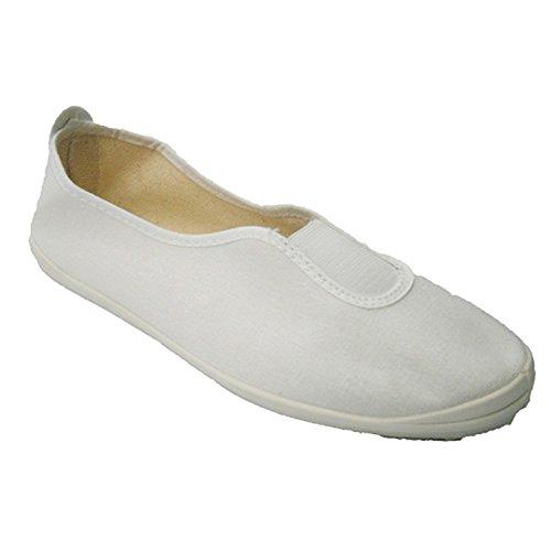 Classic Slipper palestra Irabia bianco taille 32