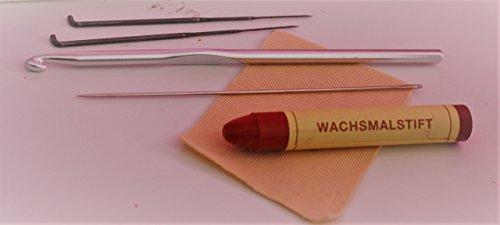 Grundausstattung Puppenmachen Waldorfpuppe