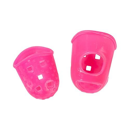 Prym Nadel Schuhspikes, Silikon, medium/Large, Rosa, 2-teilig -