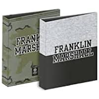 Franklin&Marshall. Carpeta Fº 4 anillas 35mm Boys ...