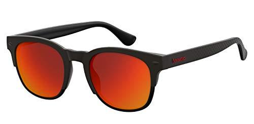 Havaianas Unisex-Erwachsene Angra Sonnenbrille, Mehrfarbig (Black), 51