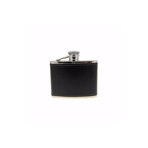 Pocket Liquor 4 oz étui en cuir Taille: U Couleur: NOIR