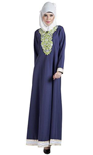 East Essence - Robe - Solid - Femme Marron - Marron