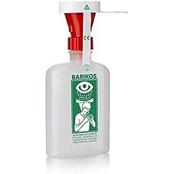 Gramm Botella Ojo de cisterna to go 175ml, primeros auxilios estériles Solución lavaojos Gramm Solución