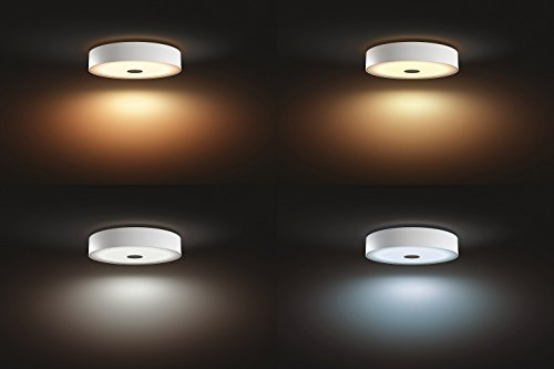 Plafoniera Led Philips Prezzo : Philips lighting plafoniera p hue fair lampada da soffitto