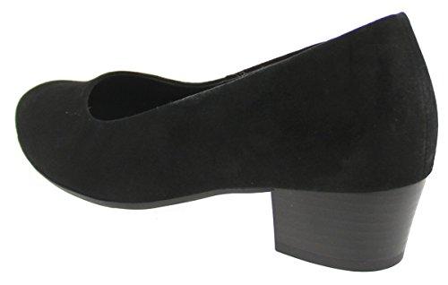 Gabor62.200.26 - Scarpe con Tacco Donna Nero