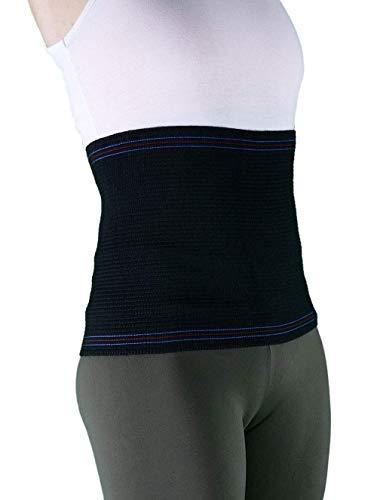 Kinder Nierenwärmer Rückenwärmer atmungsaktiv elastischer Leibwärmer für Mädchen - Jungen Bauchwärmer Lendenwärmer Sport - Freizeit