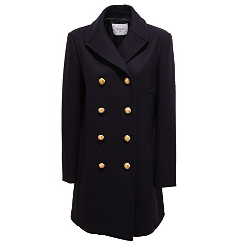 3995R cappotto donna DONDUP giaccone blu coat woman [46]
