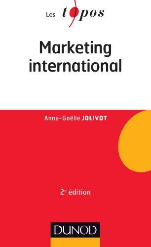 Marketing international - 2e édition