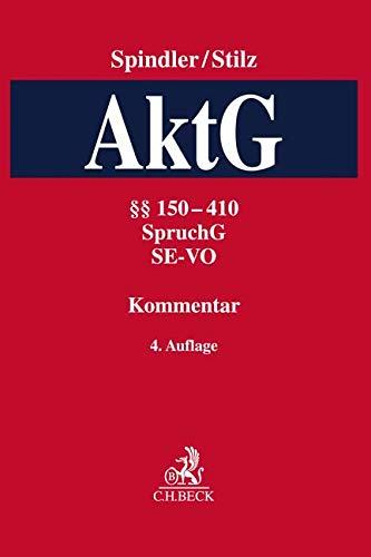 Kommentar zum Aktiengesetz  Band 2: §§ 150-410, SpruchG, SE-VO, SEBG