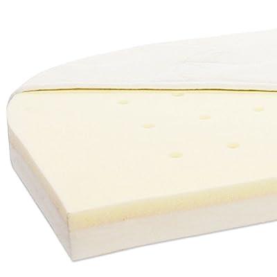 Babybay Colchón smart Comfort extraluftig para Original, color blanco