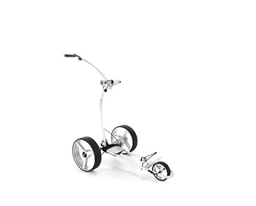 "Elektro-Golftrolley BeeGon GT X400 Pro Lithium ""Silver Edition"""